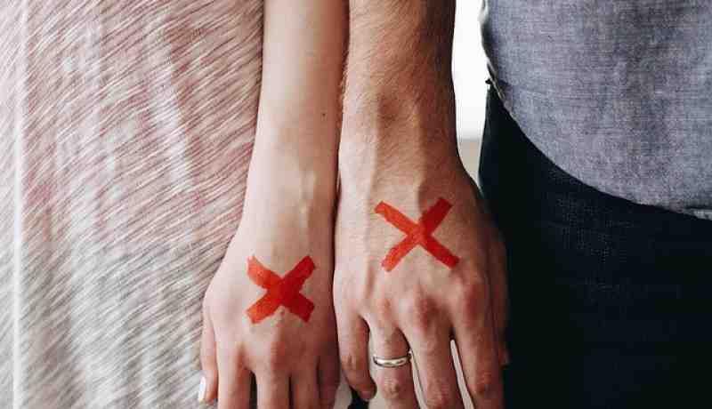 Le mariage est-il puni par la loi?